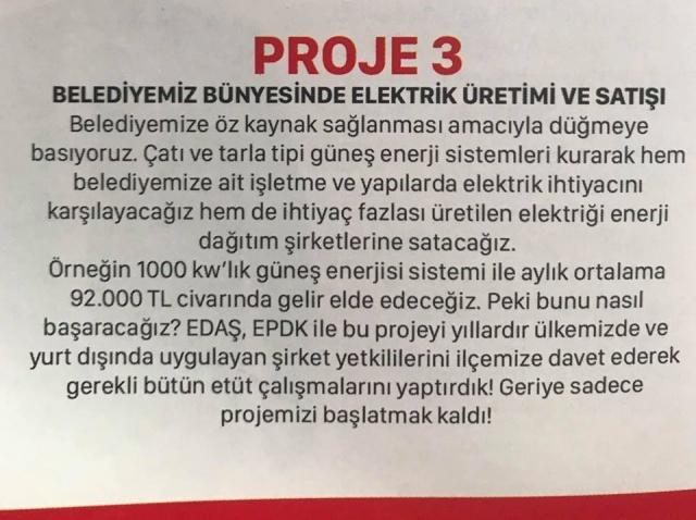 Torul Belediye Başkanı Evren Evrim Özdemir,  31 Mart 2019 Seçimlerinde Torul Belediye Başkanlığına Aday olduğu dönemde Torul'u halkının karşısına 29 farklı projeyle çıkmıştı. Başkan Özdemir, 1,5 yıldır Torul Belediye Başkanı olarak görev yapıyor ama 29 projeden hiçbirine başlanmadı, Torul halkı Başkan Özdemir'e soruyor 29 Projeye ne zaman başlayacaksın.