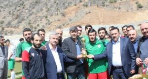 Amatör Şampiyonu Torul Belediye Gençlik Spor Oldu