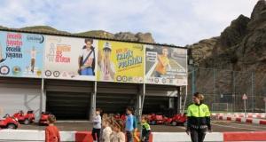 Gümüşhane'de çocuklar trafik kurallarını eğlenerek öğrenecek