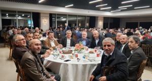 İstanbul'da Gümüşhaneli  Adaylar  GÜDEF yemediğinde Buluştu