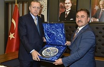Erdoğan Belediye Başkanı Ercan Çimen dedi