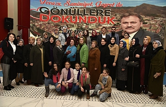 Çimen Türkiye'de gerekse Gümüşhane'de ilklere imza attık