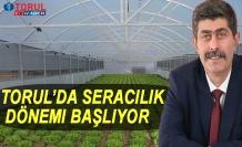 Torul'da Seracılık Dönemi Başlıyor