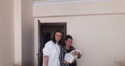 Torul'da Hoş geldin Bebek Uygulaması