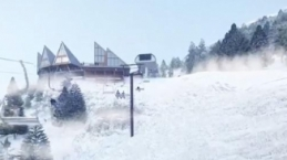 Süleymaniye Kayak tesisi müjdesi