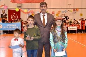 Torul'da 23 Nisan Coşkuyla  Kutlandı