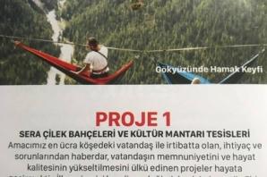 Torul'da 29 Projeye Ne zaman Yapılacak!
