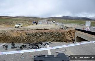 Bayburt'taki ölüm çukuru için iddianame hazırlandı