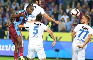 Trabzonspor 0 BB Erzurumspor 0