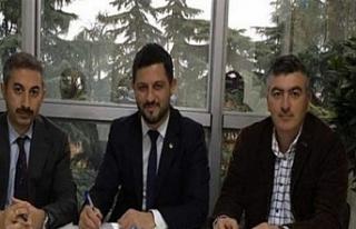 Et Entegre Fizilibilite Projesinde imzalar atıldı