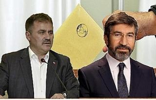 Gümüşhane Belediye Başkanı Ercan Çimen, MHP...