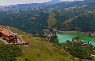 Saklı cennet Sera Gölü trabzonda