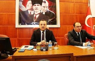 İl Ekonomi Toplantısı' düzenlendi.