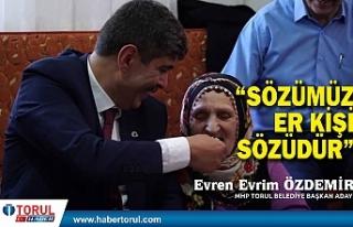 """""""Torul Şantiyeye Dönecek"""""""