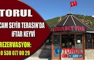 Torul Kalesi'nde Ramazan Heyecanı