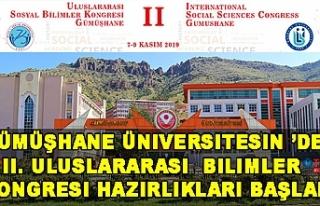 Gümüşhane Üniversitesin 'de II. Uluslararası...
