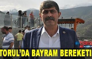 Torul'da Bayram Bereketi