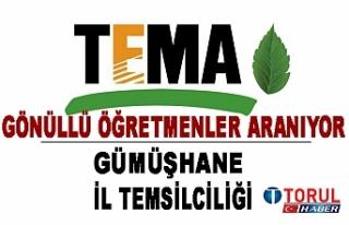 TEMA Vakfı Gönüllü Öğretmenler Arıyor