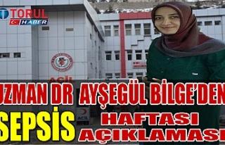 Uzman Dr Ayşegül Bilge'den Sepsi Hastalığı...