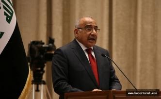 Irak Başbakanı  Irak topraklarında yabancı askeri üs kabul etmediklerini belirtti.