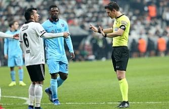 Beşiktaş ile Trabzonspor 2-2 berabere kaldı.