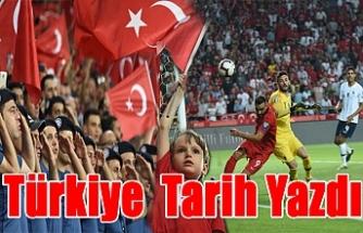Türkiye Tarih Yazdı