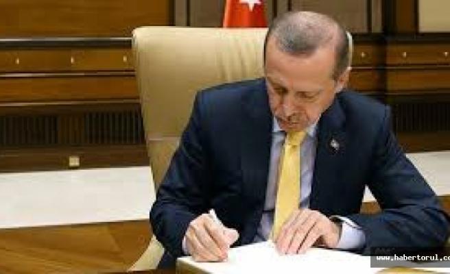 Erdoğan imzayı attı! Ekonomi'de yeni dönem başladı!