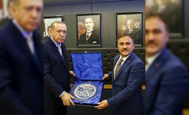 Ak Parti Ercan Çimen ile Yola Devam Dedi