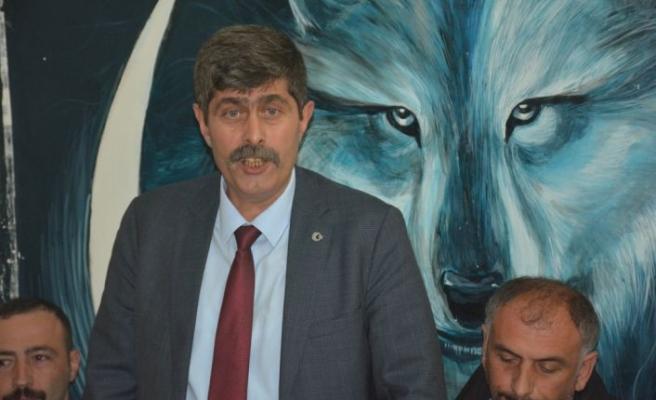 MHP'nin Değil Torul'un  Oylarına Talibim