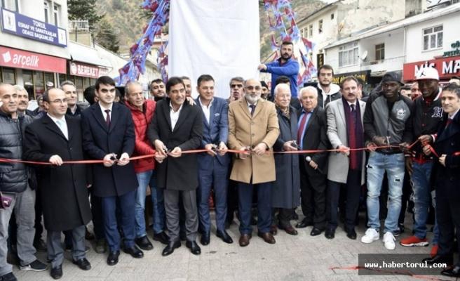 Trabzonspor Torul'da