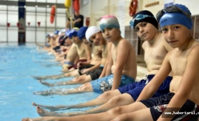 Yüzme bilmeyen kalmasın' projesi