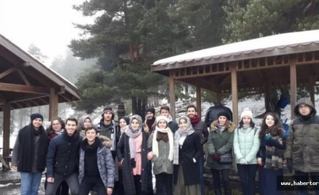 Abant GGA ve GÜNÖP Öğrencilerinin buluşma yeri oldu