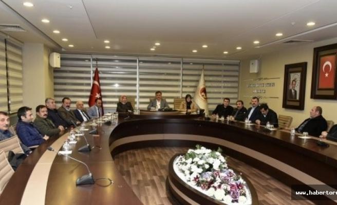 Belediyesi 2019 yılı bütçe tasarısının görüşülmesine başlandı.