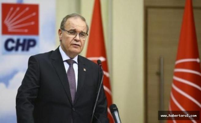 CHP'li Öztrak'tan HDP açıklaması: Kimse bizden niyet okumamızı beklemesin