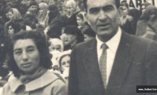 İlk kadın öğretmenimiz toprağa verildi