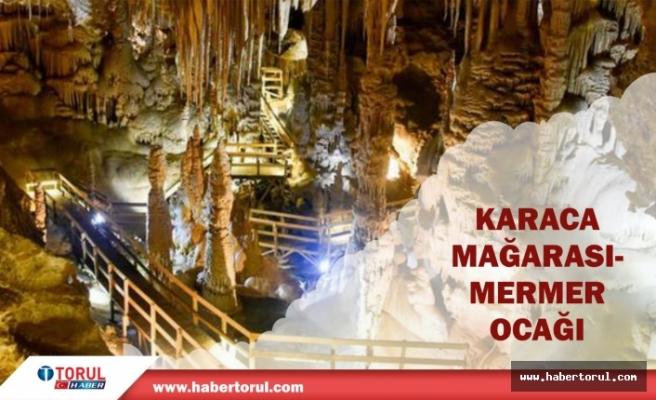 Karaca Mağarası Merrmer ocağı