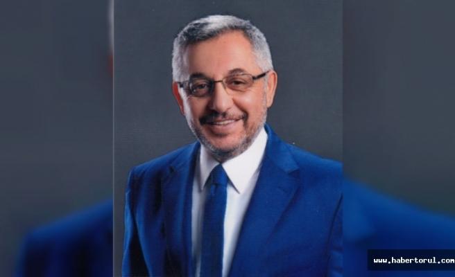 MÜSİAD Trabzon Şube Başkanı Ali Kaan'dan Mesaj