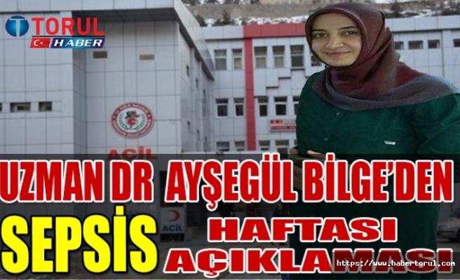 Uzman Dr Ayşegül Bilge'den  Sepsi Hastalığı Açıklaması