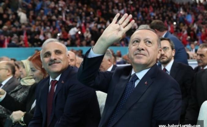 AK Parti'nin Trabzon ilçe belediye başkan adayları açıklandı.