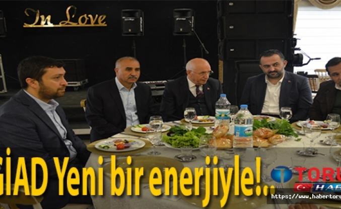 GİAD Yeni bir enerjiyle!..